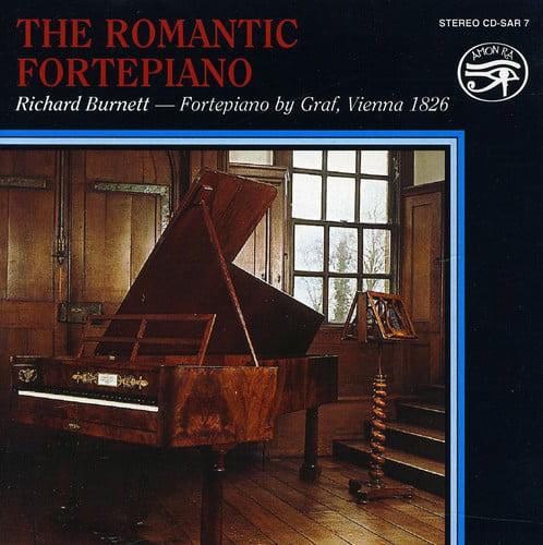 Richard Burnett - Thr Romantic Fortepiano [CD]
