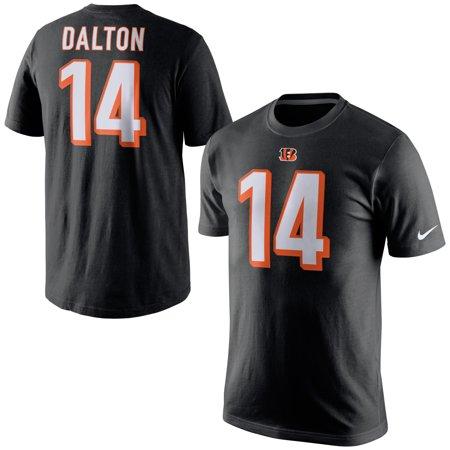 Andy Dalton Cincinnati Bengals Nike Player Pride Name & Number T-Shirt - Black Cincinnati Bengals Autographed Jerseys