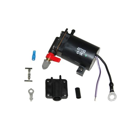 OEM BRP Johnson/Evinrude OMC Fuel Primer Choke Solenoid 5007356