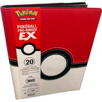 Ultra Pro Pokemon Pokeball Premium PRO 9 pocket Binder
