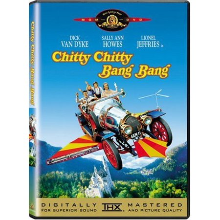 CHITTY CHITTY BANG BANG [DVD] [DOVE O-RING]