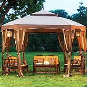 Garden Winds Replacement Canopy Top for the Sienna Octagon Gazebo