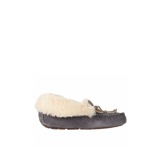 46a02d450c5 UGG Alena Women's Suede Moccasin Slippers 1004806