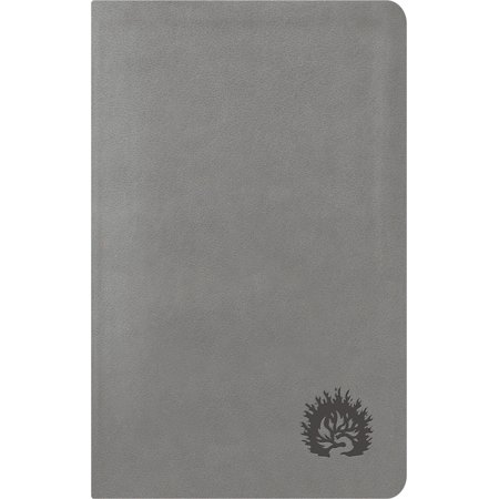 ESV Reformation Study Bible, Condensed Edition - Light Gray, - Leather Like Flap
