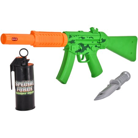 Adventure Force 3-Piece Light & Sound Special Force Guardian Roleplay