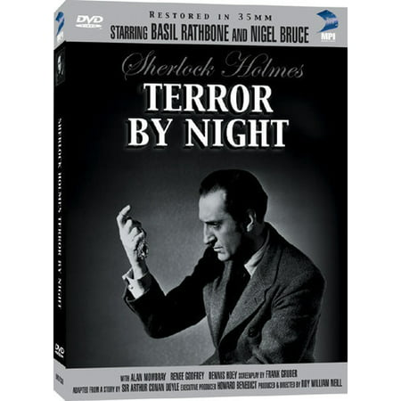 Terror by Night (DVD) (Halloween 25 Years Of Terror 4 Dvd)