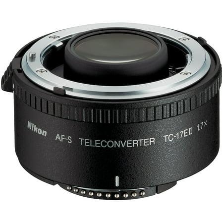 Nikon TC-17E II 1.7x Teleconverter for AF-S & AF-I Lenses