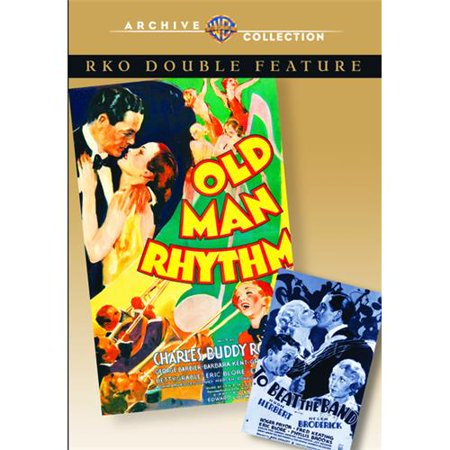 Rko Double Feature  Old Man Rhythm   To Beat The Band  Mod  Dvd 9