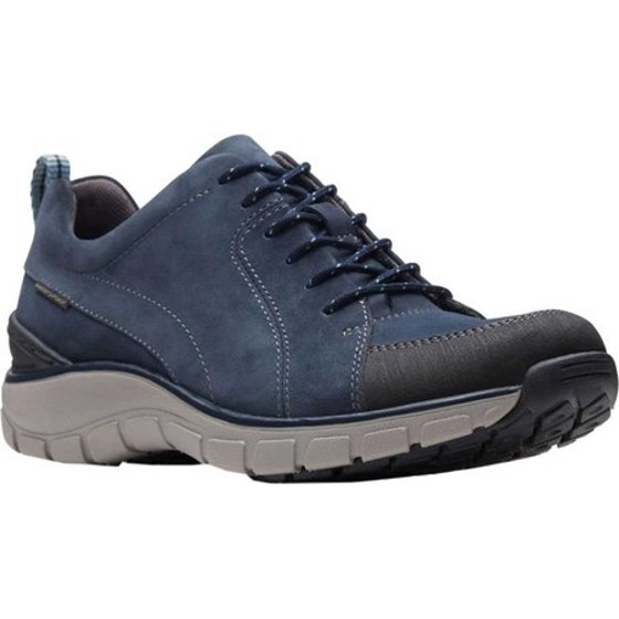 0176b9c0b These classic looking women s sneakers from tour women s Unstructured  Collection features Clarks WAVEWALK technology to help reduce foot fatigue.