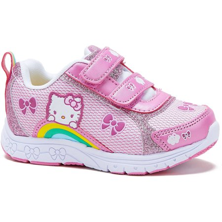900da24da Hello Kitty - Toddler Girls' Classic Sneaker - Walmart.com
