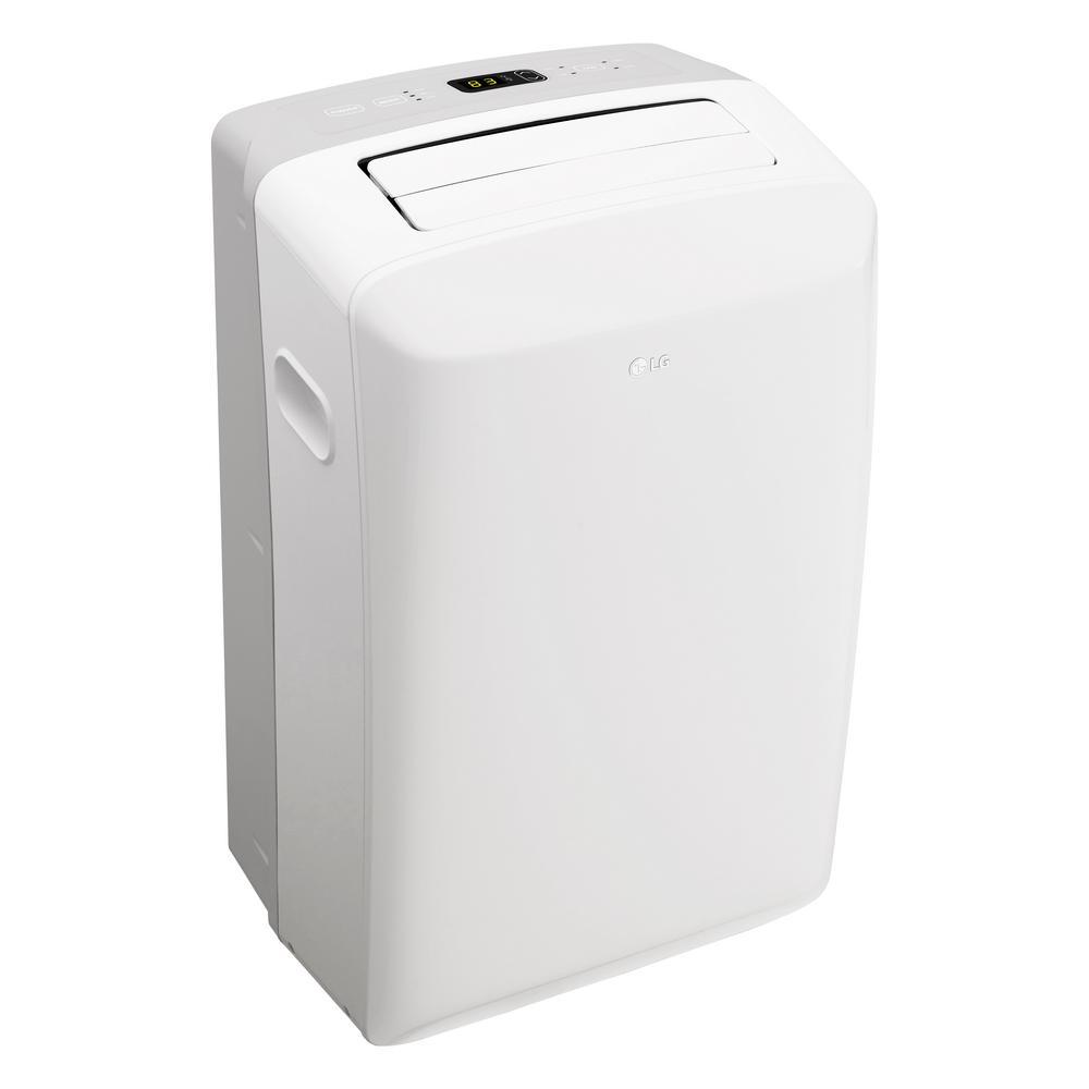 LG 8,000 BTU 115-Volt Portable Air Conditioner with Remote Control