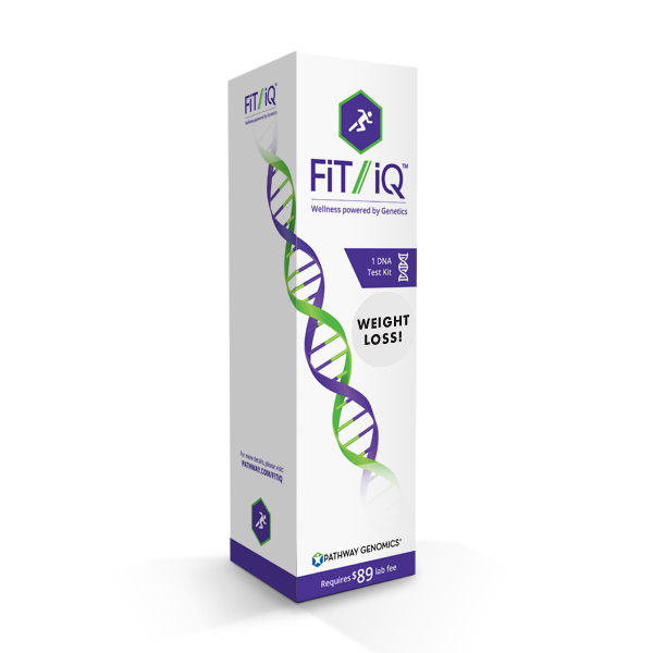 FIT iQ™ Pathway Genomics - DNA Test for Diet, Exercise & Lifestyle