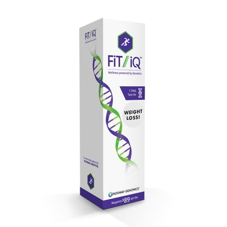 Fit Iq  Pathway Genomics   Dna Test For Diet  Exercise   Lifestyle