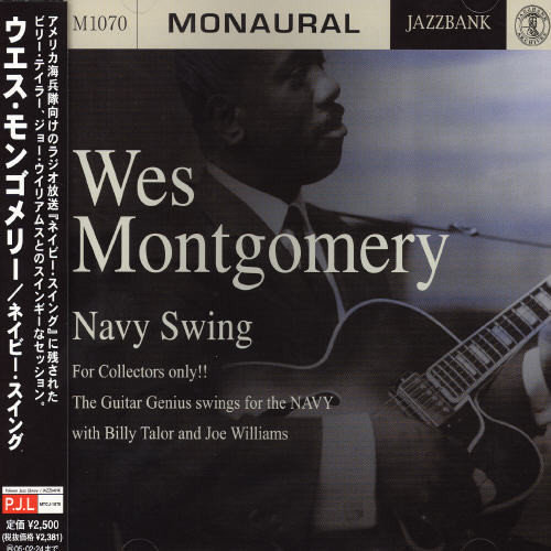 Wes Montgomery - Navy Swing [CD]