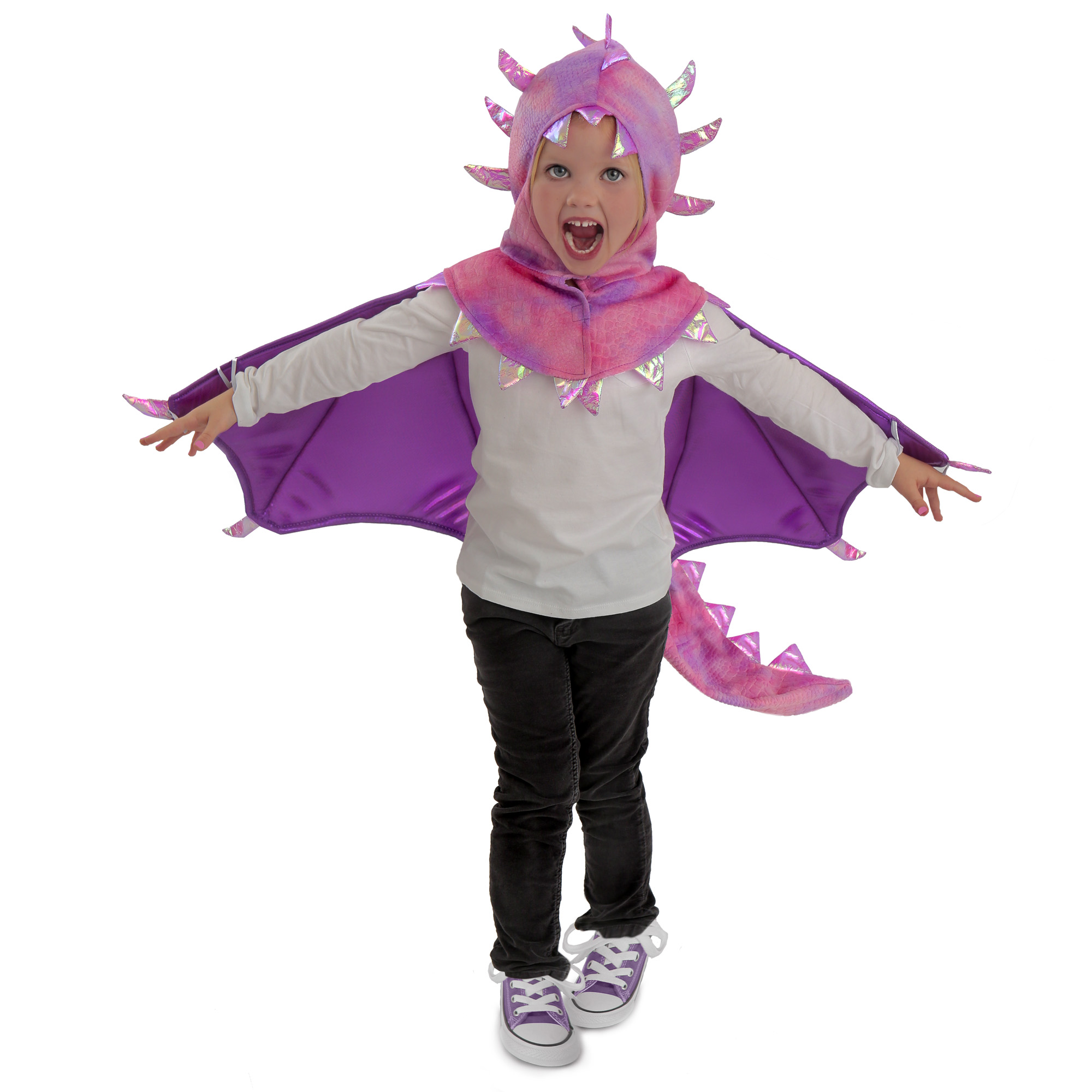 Princess Paradise Premium Hooded Sadie Dragon Child Costume