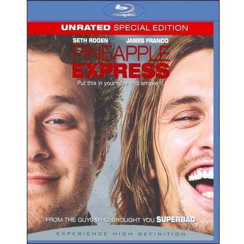 Pineapple Express (Unrated Special Edition) (Blu-ray) (Widescreen)