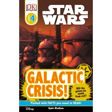 Reaper Star - DK Readers L4: Star Wars: Galactic Crisis! : Will the Galaxy Be Saved from Evil?