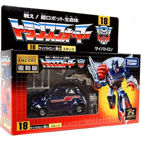 Transformers Japanese Renewal Encore Skids Action Figure #18 ()