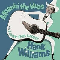 Moanin The Blues / I Saw The Light + 6 Bonus Tracks (CD)