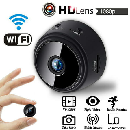 Kadell 1080P HD Mini IP WIFI Magnetic Camera Camcorder Wireless Home Security Car DVR Support Night Vision Video