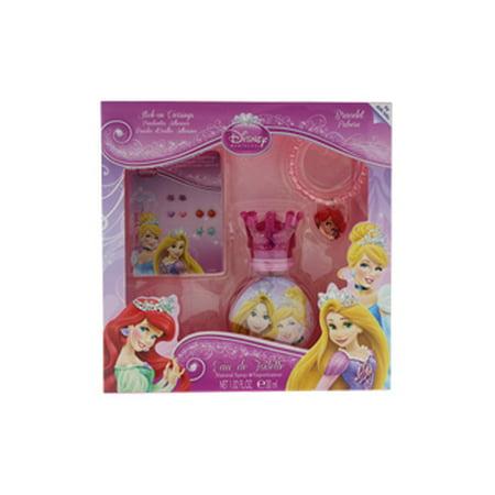 Disney Princess Disney 3 pc Gift Set For Kids - Gifts For Princesses