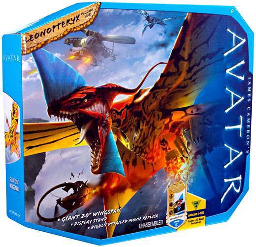 James Cameron's Avatar Leonopteryx Collectible Figure