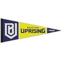 "Boston Uprising WinCraft 12"" x 30"" Premium Pennant - No Size"