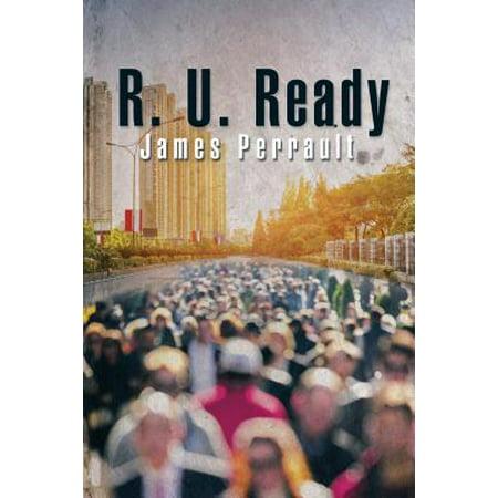 R. U. Ready - eBook (R U Ready For Halloween)