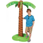 Large Palm Tree Inflate Party Luau Hawaiian Decoration. 66 Inch. Vinyl
