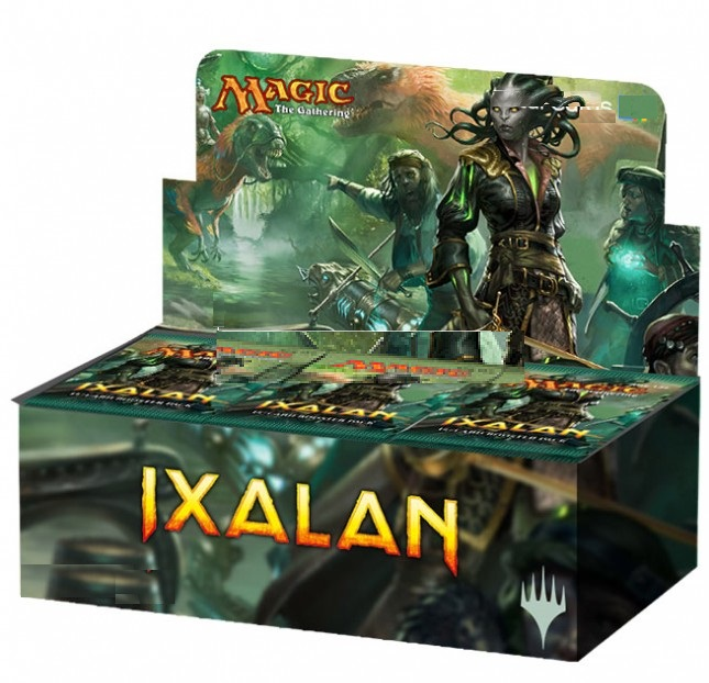 Magic the Gathering: Ixalan Booster Display Box with 36 Boosters per Box (New September 2017 Release) Perfect... by Wizards of the Coast