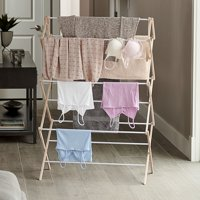 Household Essentials Oversized Mega Wood Laundry Dryer