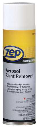 ZEP PROFESSIONAL R18201 Paint Remover, 20 oz., PK12 by ZEP PROFESSIONAL