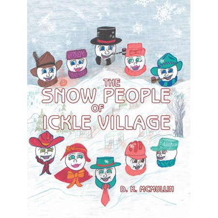 Village People Outfits (The Snow People of Ickle Village -)