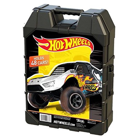 Hot Wheels 48- Car storage Case With Easy Grip Carrying Case - Original version