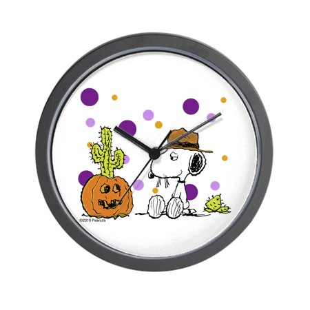 Clocks Go Back On Halloween (CafePress - Spikey Halloween - Unique Decorative 10