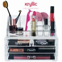Acrylic Makeup Jewelry Cosmetic Organizer