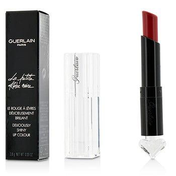 - Guerlain La Petite Robe Noire Deliciously Shiny Lip Colour - # 003 Red Heels 0.09 oz Lipstick