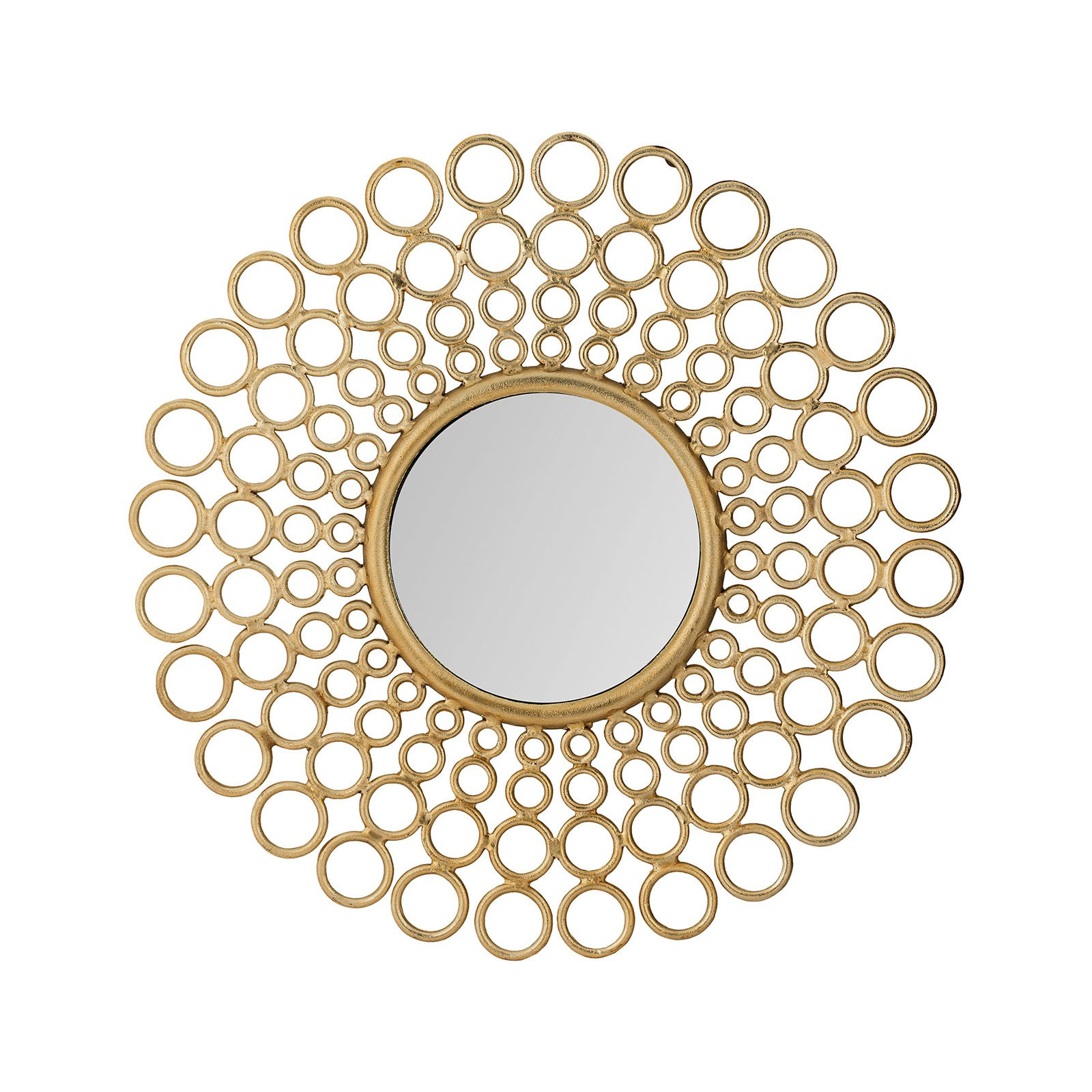 Dimond Home Cast Ring Wall Mirror - 31.5 diam. in.