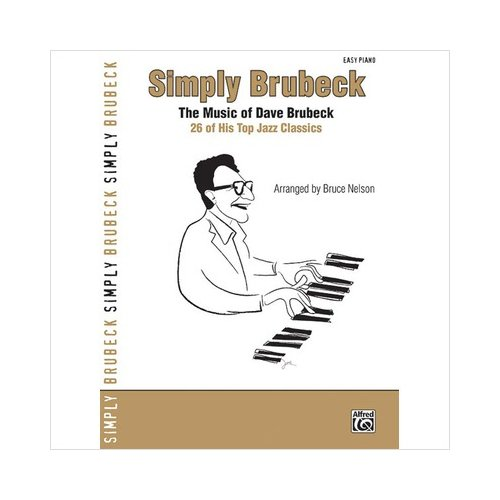 Alfred 00-27048 Simply Brubeck - Music Book