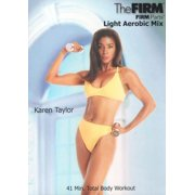 The Firm Parts Light Aerobic Mix DVD by