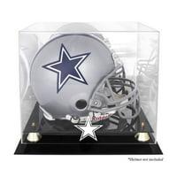 Mounted Memories NFL Classic Helmet Logo Display Case