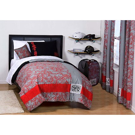 X Games Twin Bedding