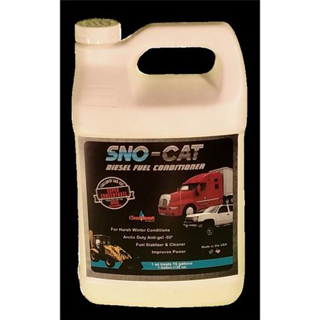 Boost Performance Products SNOCAT128 128 oz Sno-Cat Diesel Fuel Conditioner