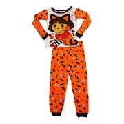 Infant Toddler Girl Dora The Explorer Halloween Sleep Set Pajama