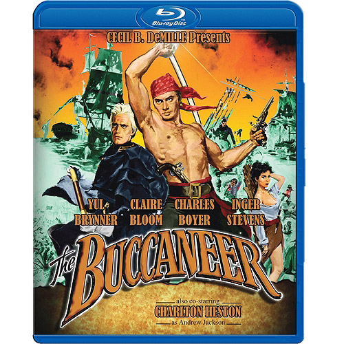 The Buccaneer (Blu-ray)