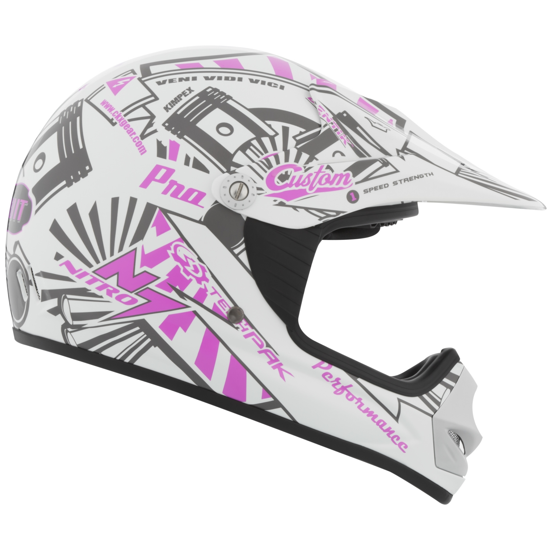 CKX Pursuit TX218Y Off-Road Helmet - Youth No Shield