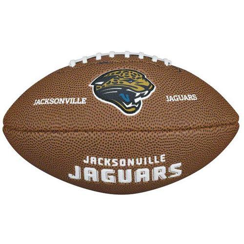 "NFL - Jacksonville Jaguars 9"" Mini Soft Touch Football"