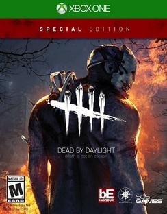 Dead By Daylight, 505 Games, Xbox One, 812872019192
