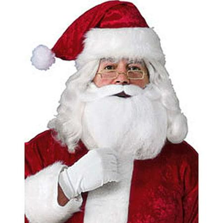 Santa Hat, Beard and Glasses for $<!---->