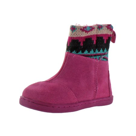 Nepal Girls Toddler Faux Shearling Winter Boots